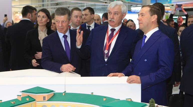 Полтавченко дал районам три дня, чтобы освободиться отсосулек