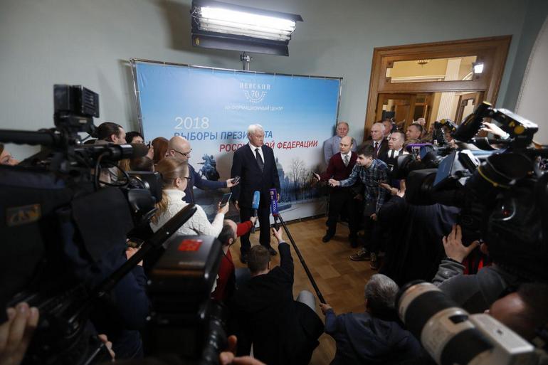Петербуржцы навыборах показали свою политическую зрелость— Георгий Полтавченко