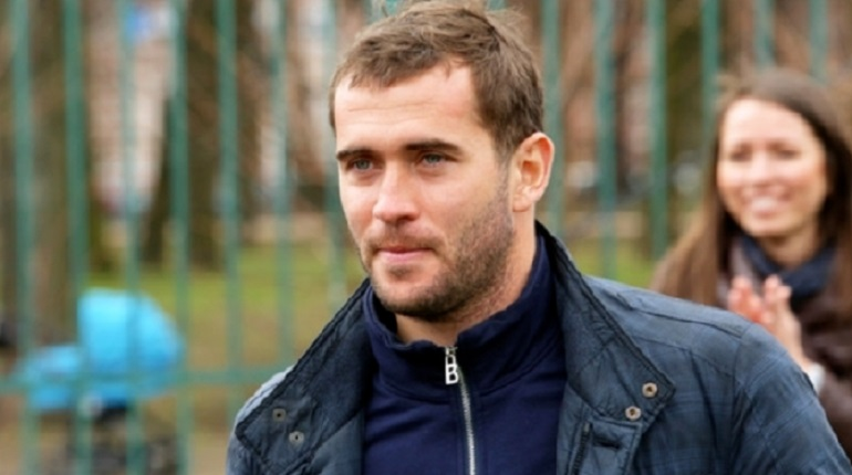 Футболист Александр Кержаков. Фото: Baltphoto