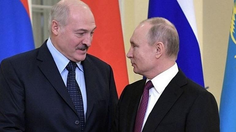 Переговоры Путина и Лукашенко начались в Сочи