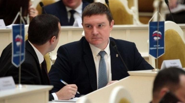 Депутат ЗакСа Цивилев сообщил о заболевании COVID-19
