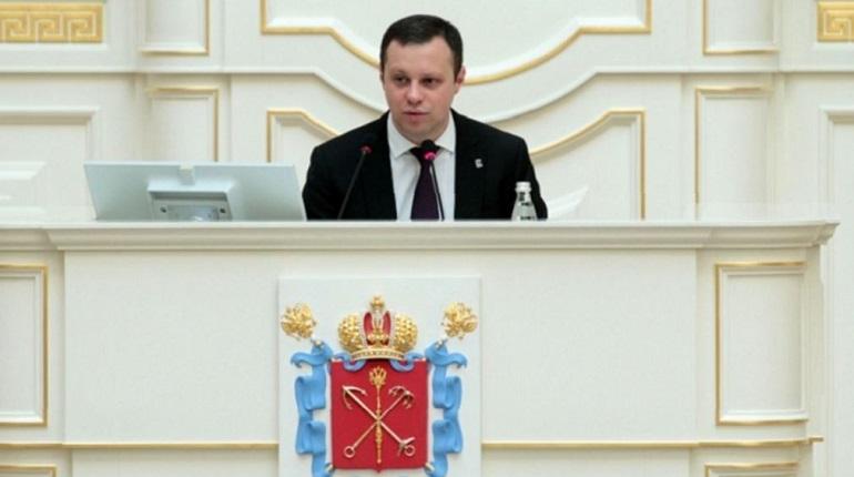 Депутат ЗакСа Петербурга Денис Четырбок. Фото: www.assembly.spb.ru