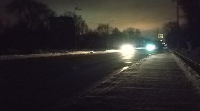 Жители Сестрорецка остались без электричества 31 декабря