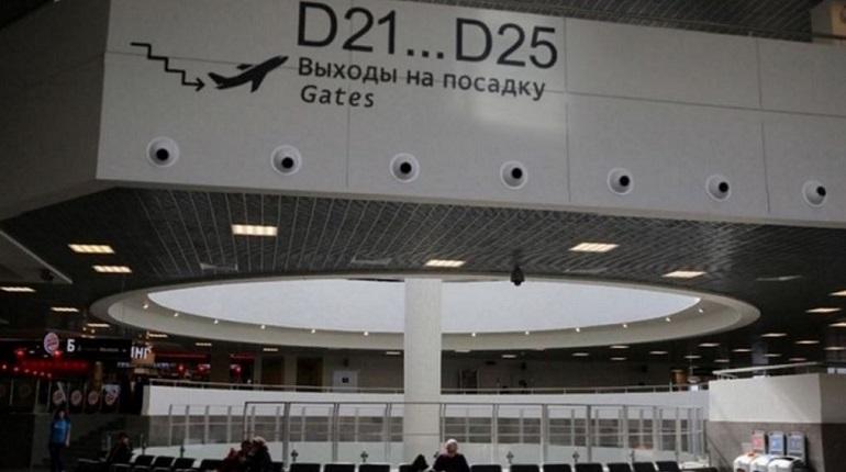 Аэропорт Пулково в Петербурге. Фото: Baltphoto
