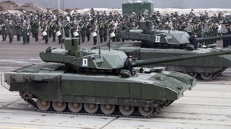 Концепцию «танка будущего» разработали в Минобороны