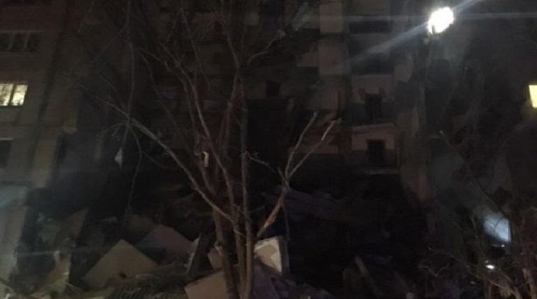 Уголовное дело возбудили после трагического обрушения дома в Магнитогорске