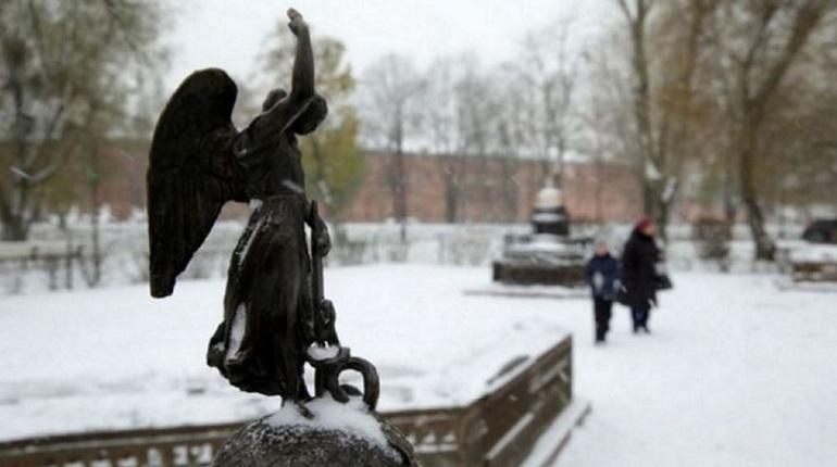 На следующей неделе Петербург ждут морозы до 4 градусов ниже нуля