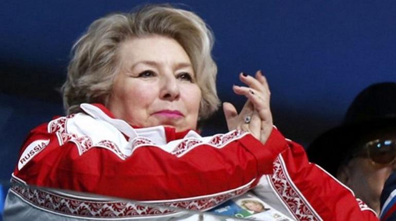Тарасова оправдала провальное выступление Медведевой взрослением