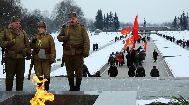 КСП начала проверку Пискаревского мемориального кладбища