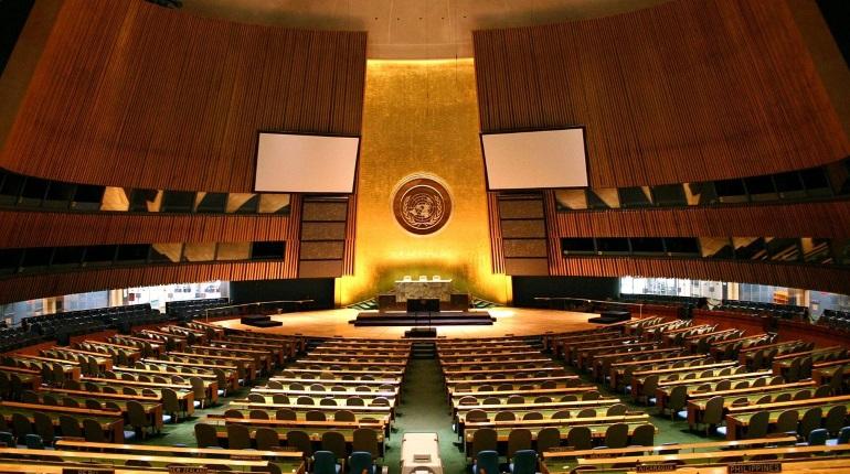 Россия подняла проблему русского языка в ООН