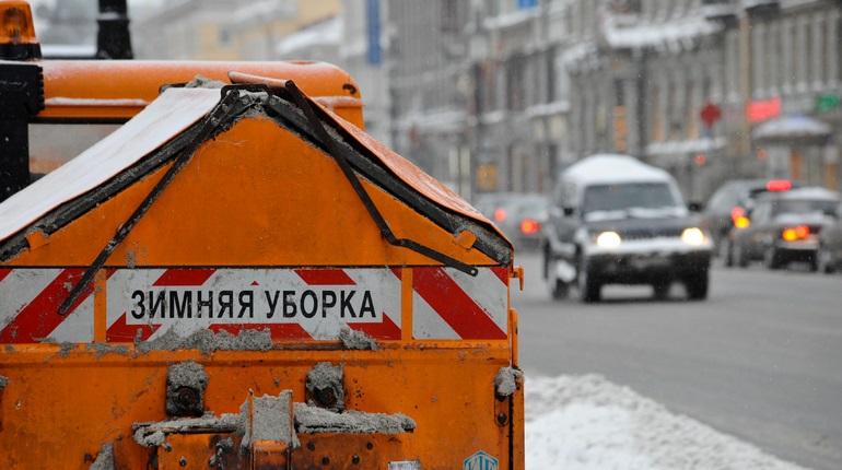 Жилком проверил уборку снега в трех районах/ Фото: Balthoto/Павел Долганов