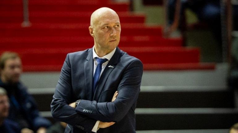 Василий Карасев отправлен вотставку споста тренера баскетбольного «Зенита»