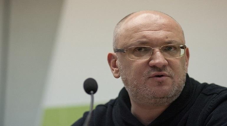 Депутат Заксобрания Петербурга Максим Резник. Фото: Baltphoto