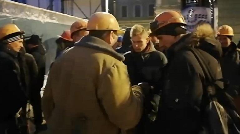 Метростроители СМУ-15 собираются поддержать голодовку коллег