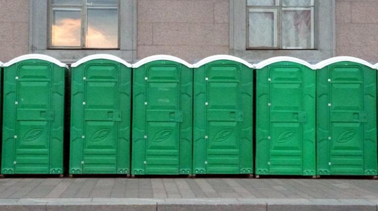 Пятимиллионный Петербург отпраздновал Новый год с 148 туалетами