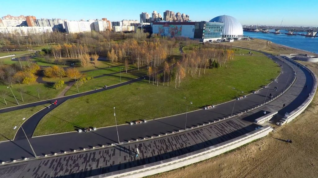 Депутаты выступили против строительства «Газпромом» гостиниц в парке 300-летия