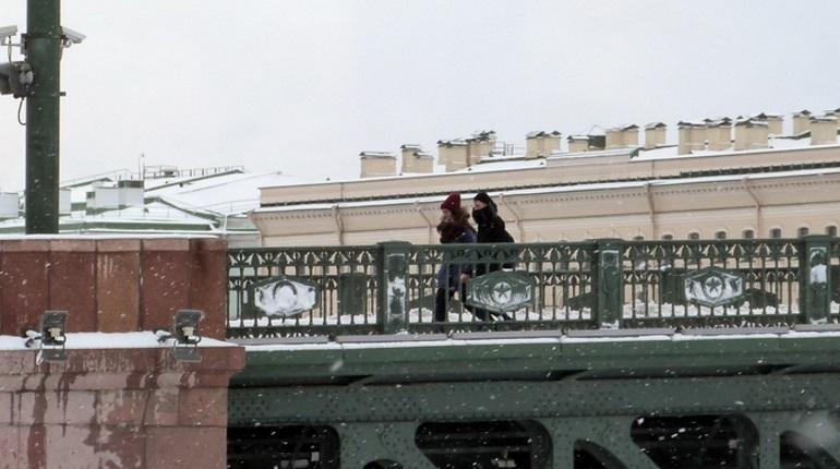 Петербург после Рождества ждут две волны морозов