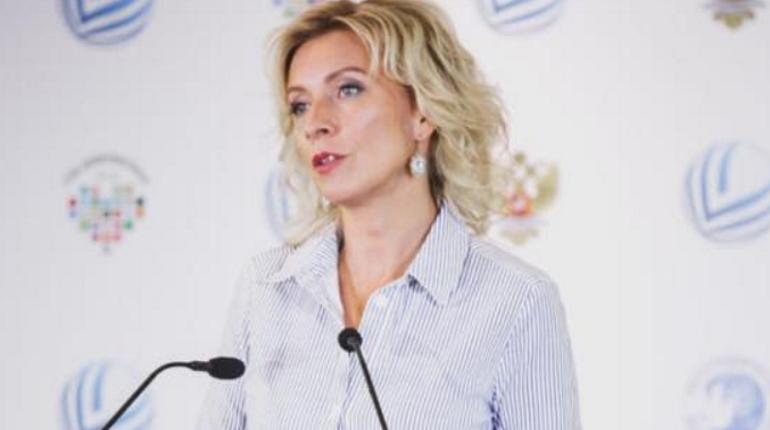 Захарова попросила МИД Турции помочь пострадавшей в Бодруме петербурженке
