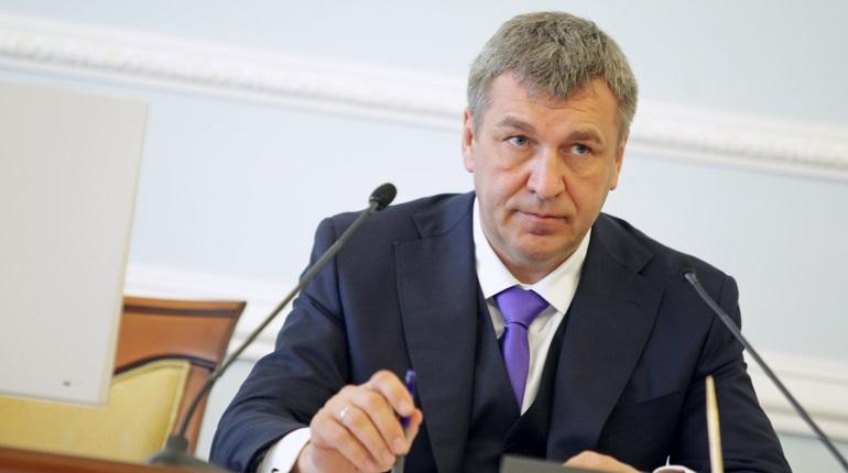 Вице-губернатор Игорь Албин. Фото: Baltphoto/Дарья Иванова