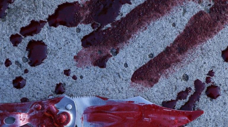 Петербурженка выпивала с бывшим мужем и взялась за нож