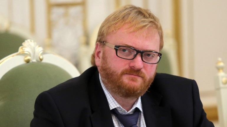 Виталий Милонов. Фото: Baltphoto