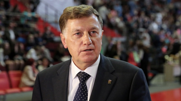 Председатель ЗакСа Вячеслав Макаров. Фото: Baltphoto/ Андрей Пронин