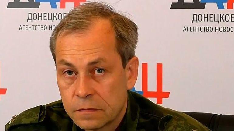 Заместитель начальника управления народной милиции самопровозглашенной ДНР Эдуард Басурин