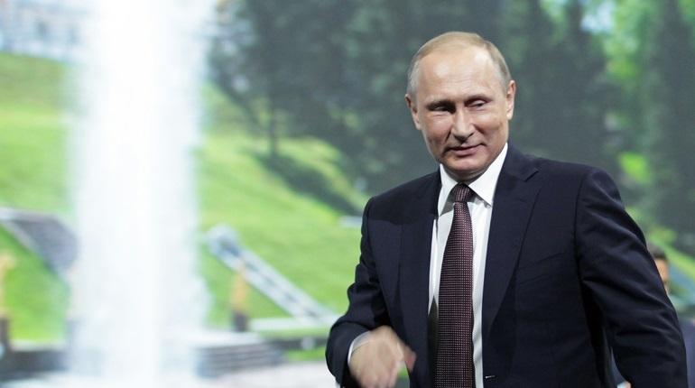 В Кремле рассказали, как проходит уик-энд Путина