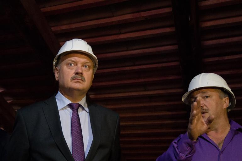 Бондаренко и Борщев проверят объекты капремонта в центре города