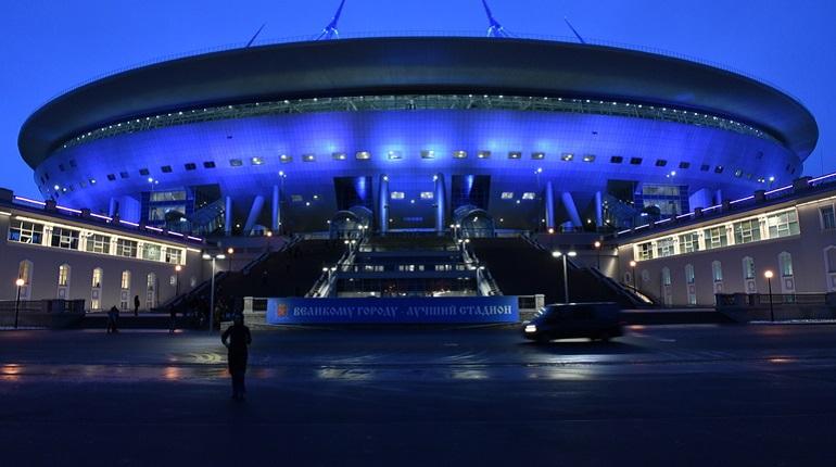 Газпром Арена. Фото: Baltphoto/Андрей Пронин