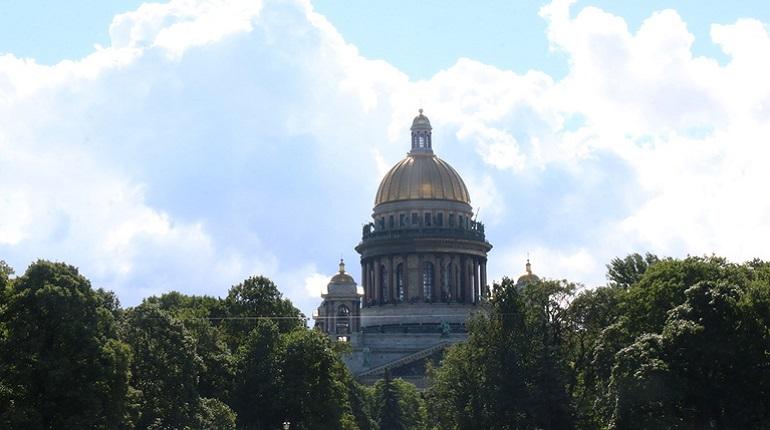 Жара придёт в Петербург в конце июля