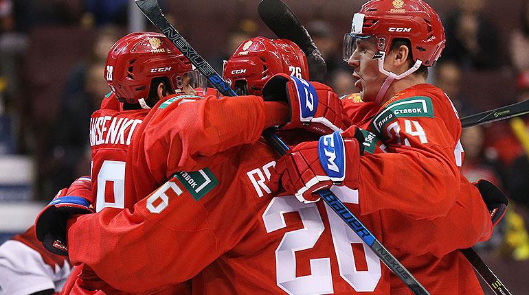 Российские хоккеисты обыграли Данию на Молодежном чемпионате мира