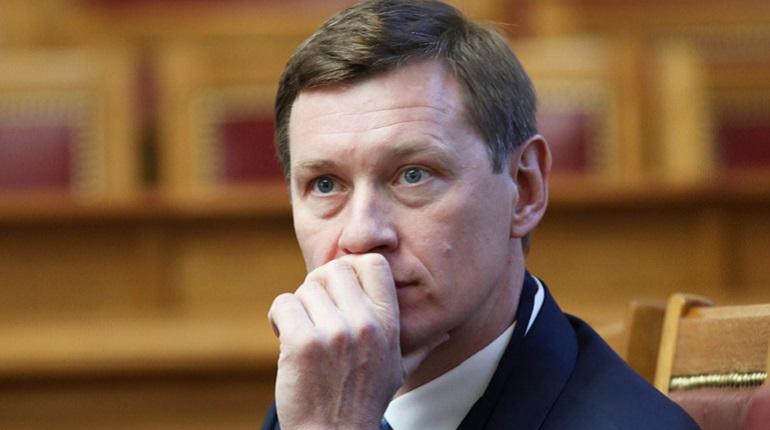 Вице-губернатор Ленобласти Михаил Москвин. Фото: Baltphoto/ Андрей Пронин
