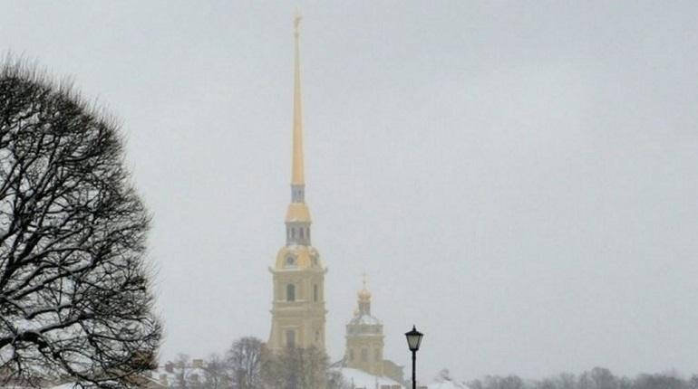 В Петербурге в понедельник ожидаются снег и гололедица