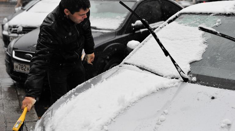 Водителей в Ленобласти предупредили о метели. Фото: Baltphoto