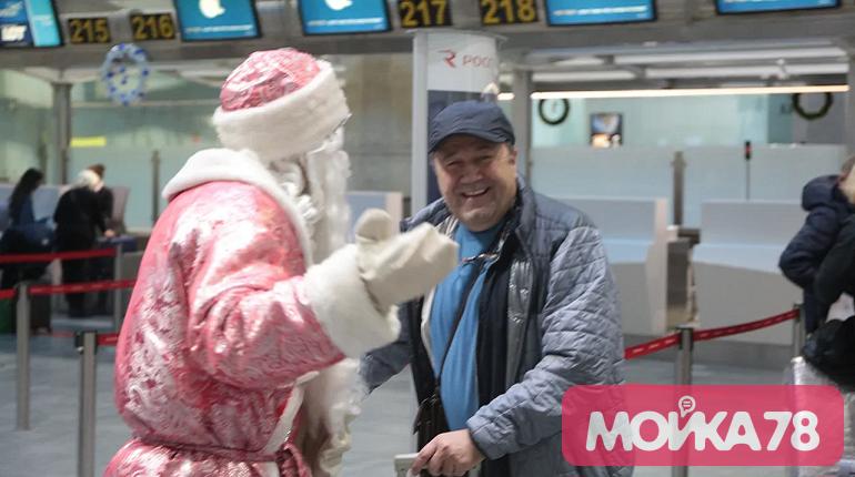Петербуржцы могут на прямом рейсе улететь на родину Деда Мороза