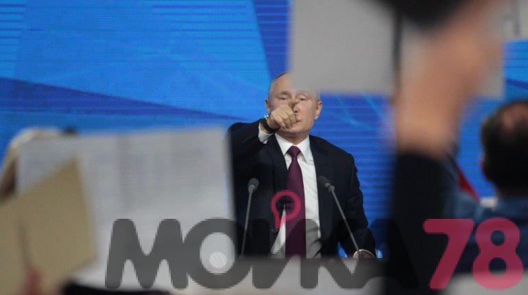 Путин отметил рост уровня отечественного производства