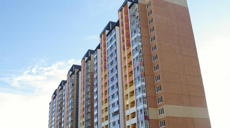 Стоимость жилья в Петербурге выросла на 9%. Фото: Baltphoto