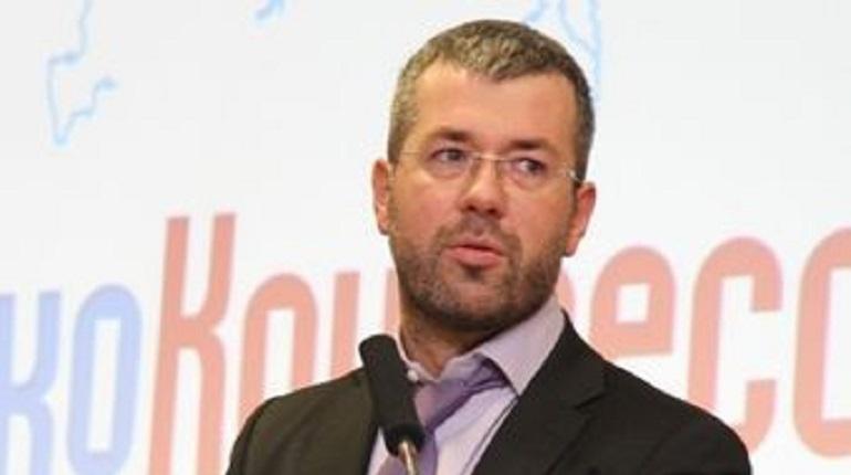 Председатель правления Союза производителей алкогольной продукции Дмитрий Добров. Фото: Youtube.com