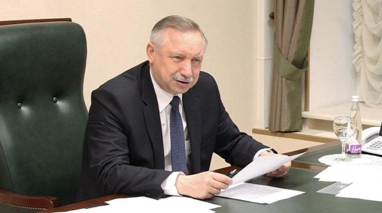 Беглов обозначил приоритеты на 2019 год