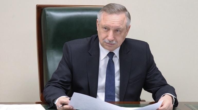 Беглов заявил, что не собирается участвовать в политическом шоу