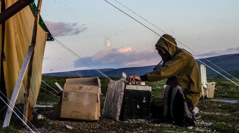 Доплывшего до Чукотки американца депортируют из Москвы
