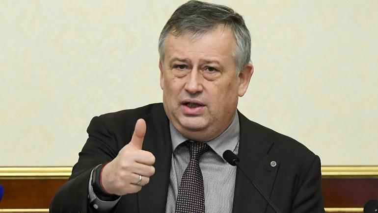 Александр Дрозденко. Фото: lenobl.ru