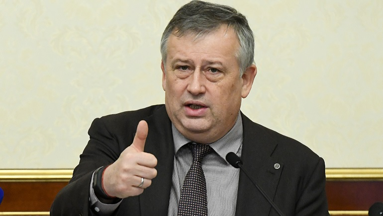 Александр Дрозденко. Фото: администрация Ленинградской области