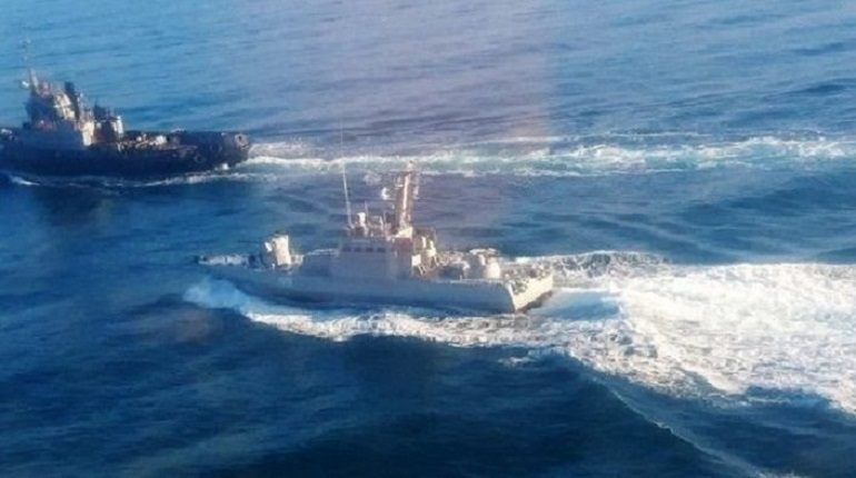Россия не освободит украинских моряков и не вернёт корабли
