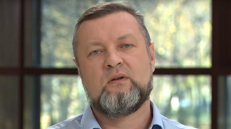 Блогер Николай Камнев. Фото: скриншот видео