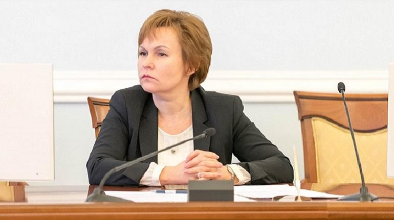 Анна Митянина. Фото: .gov.spb.ru