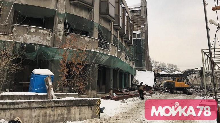 Проклятье преследует территорию гостиницы «Северная корона»