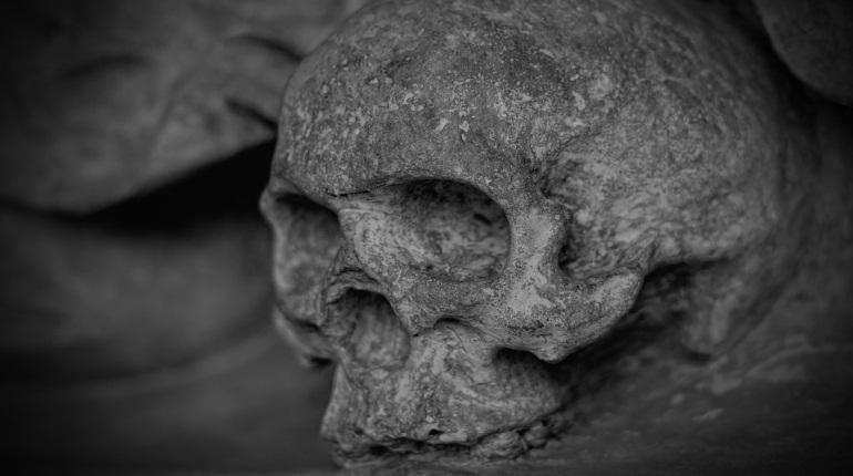 В Синявино при тушении заброшенной бани найден скелет