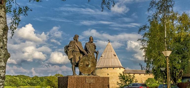 Старая Ладога вошла в число самых красивых деревень и городов России